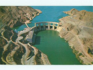Pre-1980 DAM SCENE Parker Dam - Near Blythe California CA AF5772