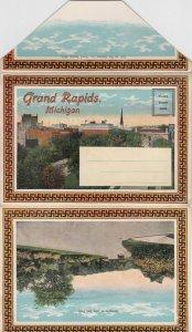 GRAND RAPIDS, Michigan, 1900-10s; Folder