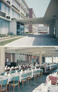 TORONTO , Ontario , 50-60s ; Seaway Hotel