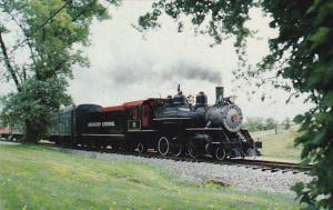 Kentucky Central Railway Baldwin Locomotive #11 The Bluegrass Route