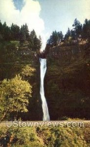 Horsetail Falls - Columbia River, Oregon