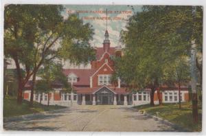 Union RR Station, Cedar Rapids IA