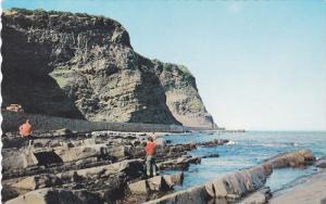 Gros Morne Imposing Rock Formations, GASPE, Quebec, Canada, 40-60´
