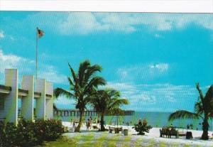 Florida Fort Myers Beach Fishing Pier