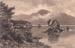 TUCK #994; KILLARNEY, Kerry, Ireland; Colleen Bown Rock, 00-10s