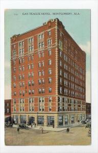 Gay-Teague Hotel, Montgomery, Alabama, 1900-1910s