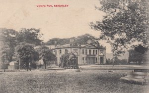 KEIGHLEY , Yorkshire , England , 1904 ; Victoria Park