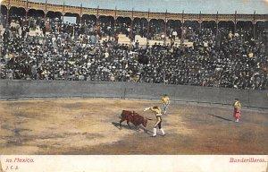 Banderilleros Tarjeta Postal Bullfighting Unused