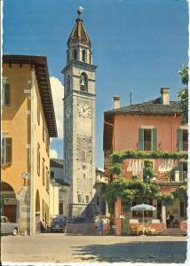 Switzerland, Ascona, 1960s unused Postcard
