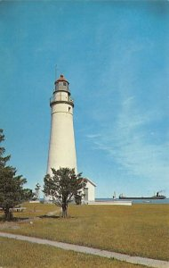 Michigan thumb scenery Port Huron, Michigan, USA Lighthouse Unused