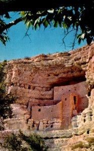 Arizona Verde Valley Montezuma Castle Cliff Dwellings