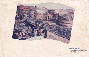 Manchuria , China , 1910-20s ; Grain Wagons