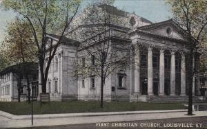 LOUISVILLE , Kentucky , First Christian Church , 00-10s