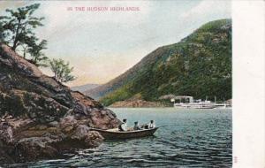 New York Scene In The Hudson Highlands 1909