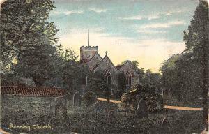 Sonning Church Graveyard Eglise Kirche