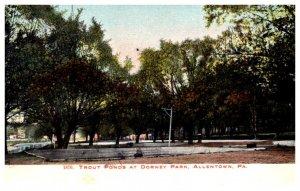 Pennsylvania  Allentown  , Trout Ponds at Dorney Park