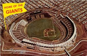 Candlestick Park, Home of the Giants San Francisco, California, CA, USA Unused