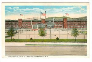 Play Grounds & C.F. Factory , JOHNSON CITY , New York , 1910s