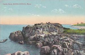 Massachustetts Marblehead Castle Rock