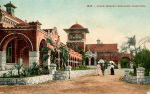 CA - Redlands. Public Library