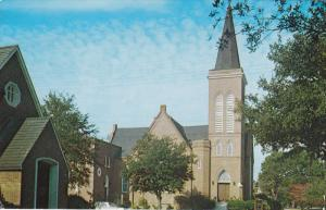 Duncan Memorial Methodist Episcopal Church, GEORGETOWN, South Carolina, 40-60's