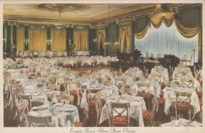CHICAGO, Illinois, 1910-20s ;  Empire Room Of The Palmer House