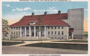 MOOSEHEART, Illinois, 1900-1910's; Roosevelt Auditorium At Mooseheart, The Sc...