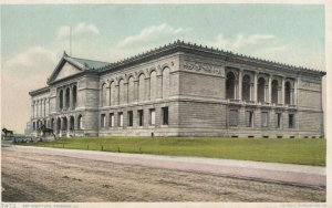 CHICAGO, Illinois, 1900-10s; Art Institute