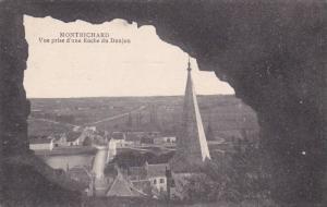 Montrichard , France , 00-10s , Vue prise d'une Roche du Donjon