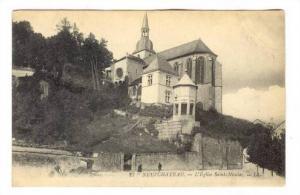 NEUFCHATEAU, L'Eglise Saint-Nicolas, Lorraine, France, 00-10s