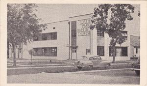 North Park Baptist Church , ORLANDO , Florida , PU-1952
