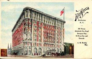NY - Rochester. Hotel Seneca