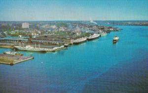 Canada Port Of Halifax Nova Scotia