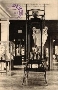 CPA Manufacture de SEVRES Salle d'Exposition. Magasin de Vente (509741)