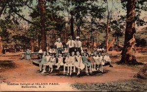 New Jersey Buttzville Kiddies Delight At Island Park