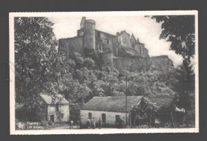 084332 LUXEMBOURG Vianden Les Ruines Vintage PC