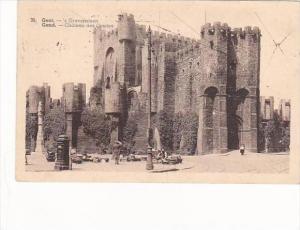 Belgium Gand Gent Chateau des Comtes