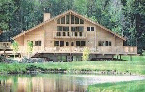 Michigan Mancelona Restaurant Schuss Mountain Ski Resort and Golf Course