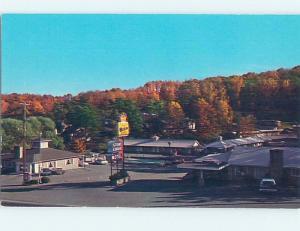 Unused Pre-1980 MOTEL SCENE Huntington West Virginia WV F7279