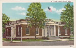 Texas Martin Post Office Curteich