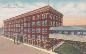 Illinois Chicago General Office Swift & Company