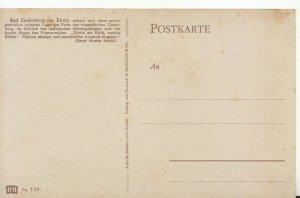 Germany Postcard - Bad Godesberg Am Rhein - Ref TZ59