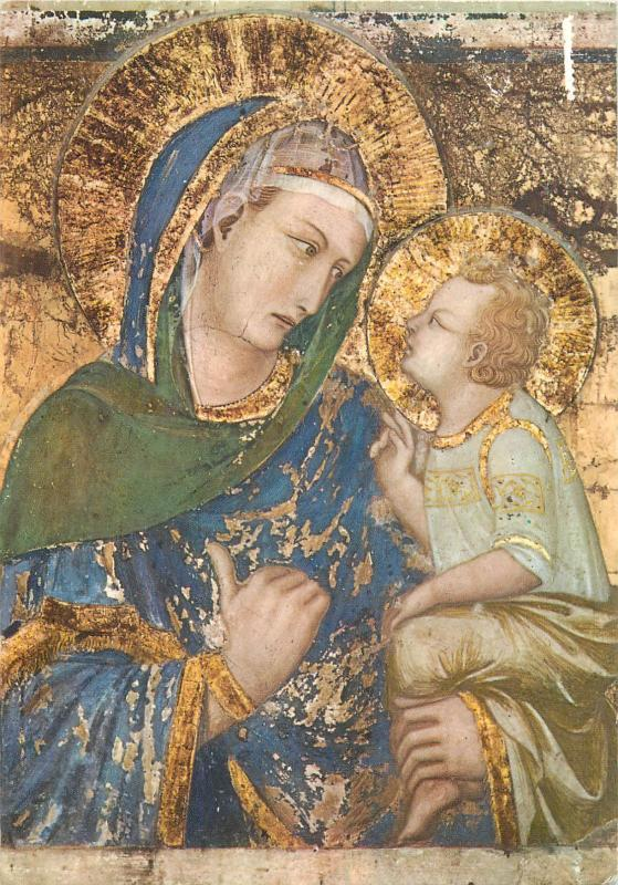 Our Lady of Sunsets - Lorenzetti Assisi