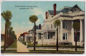 Ashley St Jacksonville Fl