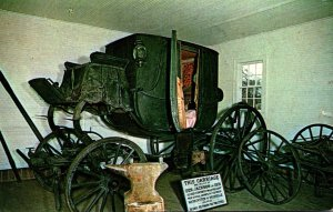 Tennessee Nashville The Hermitage General Jackson's Carriage 1963