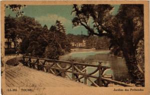 CPA  Tours - Jardin des Prébendes  (298867)