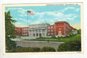 Shortridge High School, Indianapolis, Indiana, pU-1935