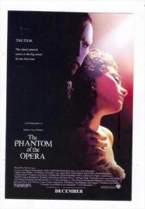 ADV: Phantom of the OPERA , movie, Andrew Lloyd Webber, 2002 #12