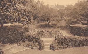 Garden View, Cenacle Of St. Regis, New York City, New York, 1900-1910s