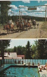 93 MILE , B.C. , Canada , 50-60s ; Grattan's Big G Guest Ranch